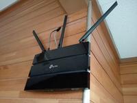 Wifi環境を中継器で改善 - M55から