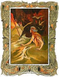 チャールズ・ロビンソン画の人魚姫 - Books