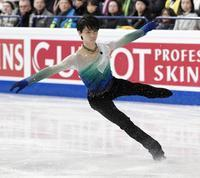 Hanyu claims second career gold at worlds with spectacular comeback - そろそろ笑顔かな