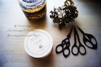 Savon Parfume-Muguet - une anemone*