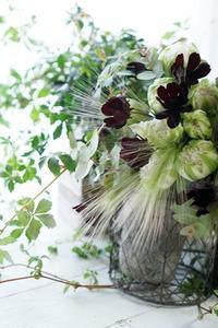 リクエストレッスンはチューリップ♪ - お花に囲まれて