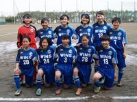 練習試合 - 横浜ウインズ U15・レディース