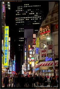 新宿西口散歩 with DA70 - TI Photograph & Jazz