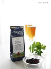 ティーシャンパン@モダンスタイルでティータイムを楽しみましょう - お茶をどうぞ♪