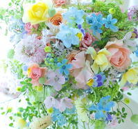 新郎新婦様からのメール 幕張ホテルフランクス様へ 2日後に - 一会 ウエディングの花