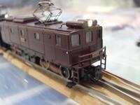 マイクロED級旧型電関 ウォーム交換は失敗(^^;;; - 新湘南電鐵 横濱工廠2