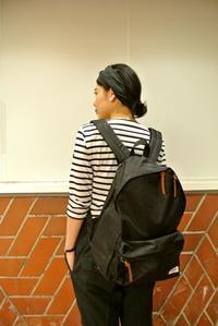 ARMEN : NYLON DAY PACK - JUILLET
