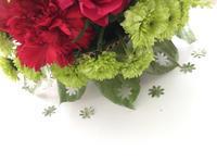 フラワードール - **おやつのお花*   きれい 可愛い いとおしいをデザインしましょう♪