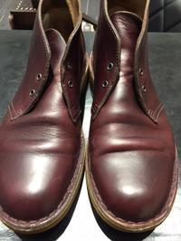 クロムエクセルのお手入れ - 玉川タカシマヤシューケア工房 本館4階紳士靴売場