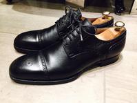 【SAINT CRISPIN'S】ハンドメイドにこだわる希少靴 - 銀座三越5F シューケア&リペア工房<紳士靴・婦人靴・バッグ・鞄の修理&ケア>