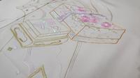 昨日入荷! 春色刺繍訪問着&刺繍袋帯 - たんす屋新小岩店ブログ