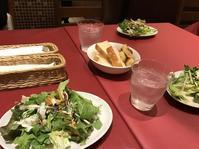パスタランチ@パパミラノ 新宿三井ビル - よく飲むオバチャン☆本日のメニュー