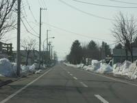 積雪0になりました。ヒトカラは21回目。 - AL6061