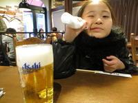3/19 ビアホール だん家 深川ギャザリア店  ☆☆☆★ - 銀座、築地の食べ歩き