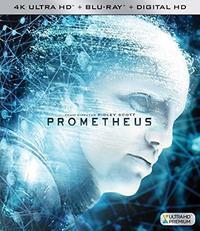 「プロメテウス」の4K UHDが北米などで発売予定。 - Suzuki-Riの道楽