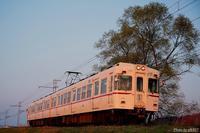 朝陽を受け古参2100系が往く。 - 山陽路を往く列車たち