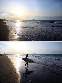 2017/04/06(THU) 海風が強い朝です。 - SURF RESEARCH