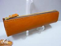 『ペンケース』 という名の作品(年度替わり) - 手縫い革小物 paddy の作品箱