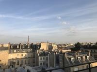 無事にパリに到着しました! - 横浜・フランス&世界旅の料理教室 ~うららの味な旅 味な日々~