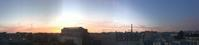美しすぎる朝7時のパリの空 - 横浜・フランス&世界旅の料理教室 ~うららの味な旅 味な日々~
