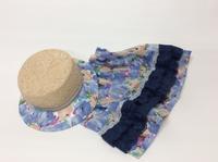 ギャザースカート - 帽子工房 布布