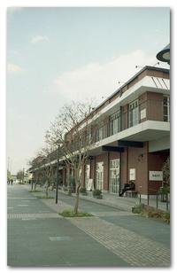 #2151 海沿いの街並み - at the port