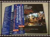 THE ROLLING STONES / TOTALLY STRIPPED PARIS - 無駄遣いな日々