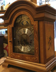 lauris ウエストミンスターチャイム置き時計修理 - トライフル・西荻窪・時計修理とアンティーク時計の店
