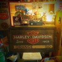 HARLEY-DAVIDSON - OIL SHOCK ZAKKA