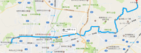 足利ー大中寺(栃木市大平町西山田)サイクリング - わたらせ