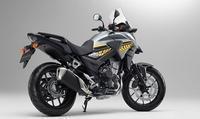 400X - マーチとバイク
