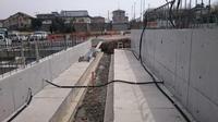 『パサージュのある集合住宅』基礎のコンクリート打設が完了。 - Nao-Log