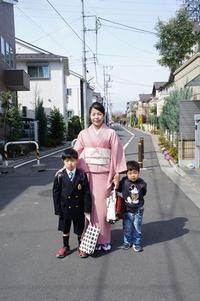 昨日は入学式でした。2年生からのランドセルカバーのご注文頂いています。 - ハンドメイドで親子お揃い服 omusubi-five(オムスビファイブ)