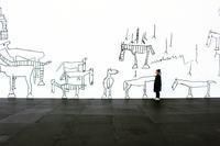 じつはいろいろあるんです!(猪熊弦一郎美術館) - 山とコーヒーと自転車と時々アートのある暮らし