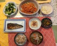 食堂のおばちゃん in 実家 - shishimayu もじゃむじゃ日記