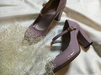 エナメルのお手入れに - 銀座三越5F シューケア&リペア工房<紳士靴・婦人靴・バッグ・鞄の修理&ケア>