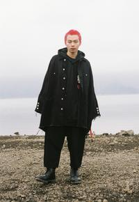 """""""Holy Unblack"""" KIDILL 2017aw collection - Doctor Feelgood BLOG"""