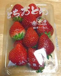 イチゴをパックで食べてみた。いちご狩り考察 - CHOKOBALLCAFE