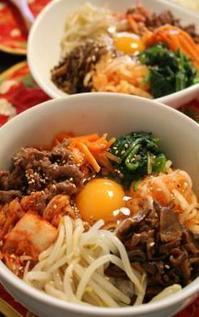 韓国レストラン 本格ビビンバと春のキムチ(スープ付き) - 出雲国際交流プラザイベント情報