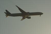 HND - 111 - fun time (飛行機と空)