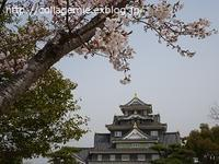 日本100名城めぐり~岡山城@岡山県 - 自分カルテRで思考の整理を~整理収納レッスン in 三重