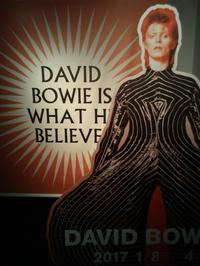 DAVID BOWIE is - いぬのおなら