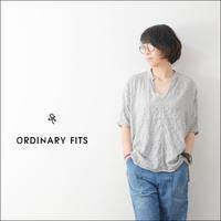 ordinary fits [オーディナリー フィッツ] HOVE SHIRT STRIPE [OL-S061S] LADY'S - refalt   ...   kamp temps
