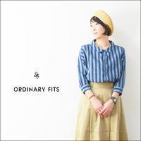 ordinary fits [オーディナリー フィッツ] BARBER SHIRT PATTERN [OL-S001G] LADY'S - refalt   ...   kamp temps