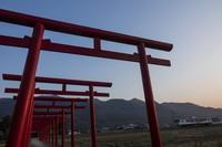 粟津稲生神社 - ぷち鉄