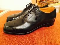 今まで履いた靴の中で一番カカトが付いてくる。 - Shoe Care & Shoe Order Room FANS.「M.Mowbray Shop」