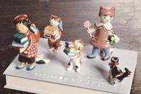 作家さん個展のご案内 ~松本浩子さん、元祖ふとねこ堂~ - 湘南藤沢 猫ものの店と小さなギャラリー  山猫屋