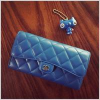 青いお財布ともちぐまと、夜空との同盟。 - うさまっこブログ