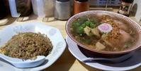 サバ6製麺所 中華そば - 拉麺BLUES