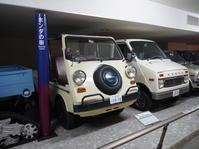 2016.12.03 日本自動車博物館その2 - ジムニーとカプチーノ(A4とスカルペル)で旅に出よう